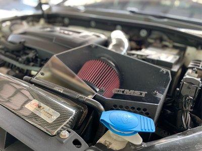 『波卡卡』MST GTI7 進氣組透明上蓋 Golf R Tiguan Passat