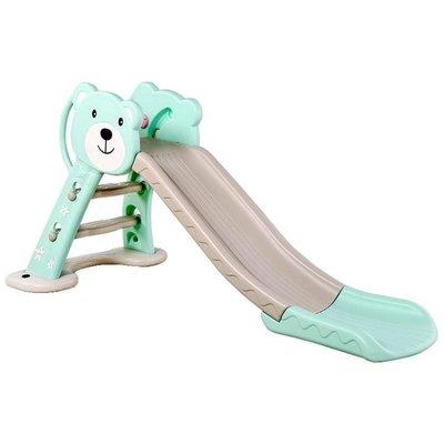 加長加厚滑梯室內兒童塑料玩具滑梯家用寶寶可折疊組合小型滑滑梯XQYX220