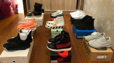 Nike off white Yeezy boost 700 salt hoka one one air jordan 1