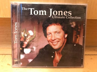 Tom Jones-The Ultimate Collection CD Delilah