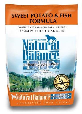 美國NB飼料 wdj推薦 天然糧 NB飼料 Natural balance地瓜鮭魚26磅全犬