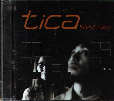 八八 - Tica - Latest Rules - 日版 CD+VIDEO