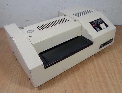 Q【小米二店】LAMIPACKER LPC1502  護貝機 證件型 護貝機 鐵殼型護貝機 功能正常