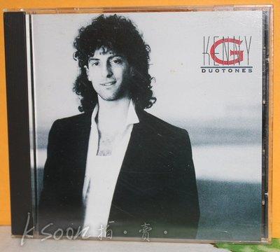 KENNY G-DUOTONES,1986年,日製虛字版,無IFPI,ARISTA唱片
