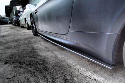 DJD19040436 BMW E90 E92 E93 M3 FD 高品質 碳纖維 卡夢 側裙定風翼