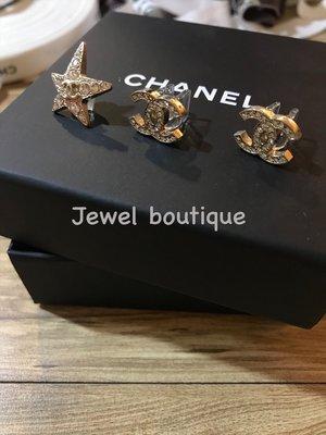 Chanel 限量 雙C 金 LOGO 耳機精品配件 耳機裝飾 AirPods AirPods pro  全新現貨