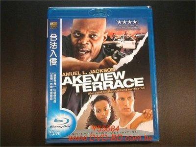 [藍光BD] - 合法入侵 Lakeview Terrace ( 得利公司貨 )