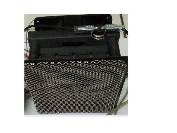AC110V 負離子熱風模組