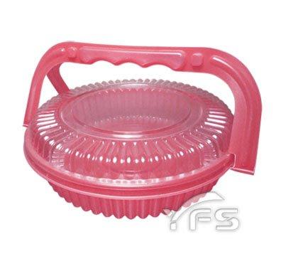 K200-3手提外燴餐盒(高蓋)(1600ml)(2.5台斤) (年菜盒/煲湯鍋/魚翅羹/佛跳牆/海鮮/熱炒/油飯)