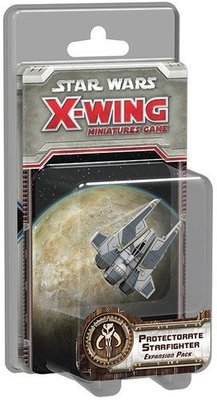 大安殿實體店面 Star Wars X-Wing Protectorate Starfighter(SWX55) 正版