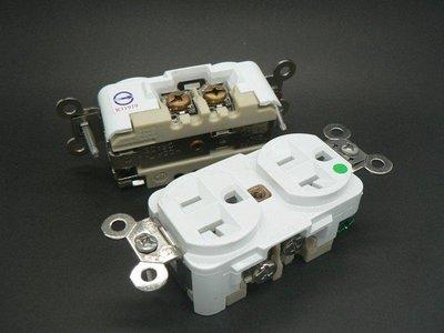 《大慶電料》HUBBELL醫療級插座H8300