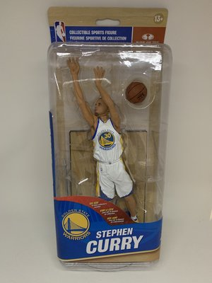 麥法蘭 McFarlane Stephen Curry Figure  缺貨補貨中