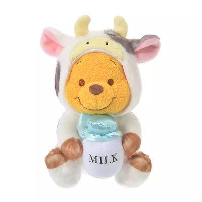 *B Little World*[現貨]東京迪士尼專賣店限定商品/牛年小熊維尼玩偶/東京連線