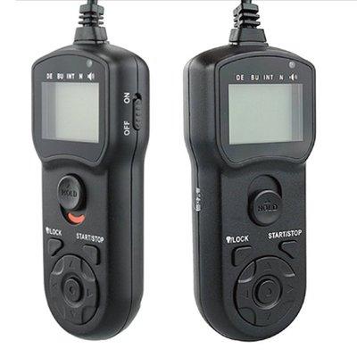 【EC數位】JJC RS-60E3 C1 液晶定時快門線 縮時攝影 Canon 550D 500D 600D 700D