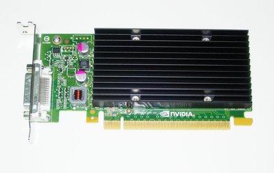 NVIDIA NVS 300 PCI-E 512MB 短擋板 625629-001 632486-001 專業繪圖卡