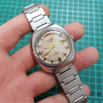 <開天窗>大型TELUX 老舊手錶 不走 老錶店清出來的 都放很久了 自行研究 通通當零件賣☆ 另有 飛行錶 水鬼錶 軍錶 機械錶 G4 SEKIO lm gs