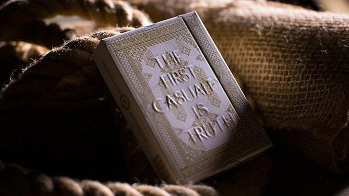 【天天魔法】【S1160】正宗原廠~謊言撲克牌(The First Casualty is Truth)~Lies