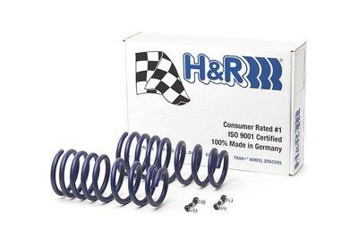 【樂駒】H&R BMW X6 F16 xDrive 35i Sport Spring Set 運動型 彈簧 底盤 改裝