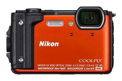 *華大 高雄*NIKON COOPIX W300 高階防水相機 4K 公司貨
