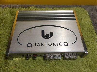 新竹湖口阿皓汽車音響:義大利Sinfoni Quartorigo Tempo系列 PRES TO 50.2擴大機   新品一台三萬多 9成新便宜出售