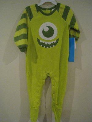 Disney 童睡衣包腳 18-24M