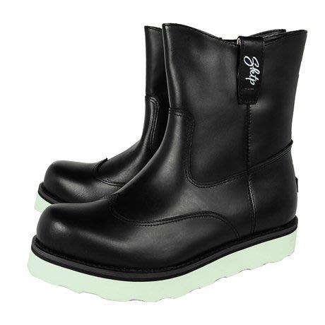 { POISON } SKATOPIA RIDER BOOTS 全牛皮革REDWING同等級 高統機車靴