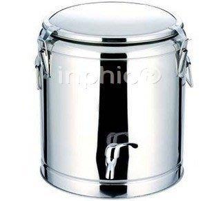 INPHIC-不鏽鋼30升保溫桶