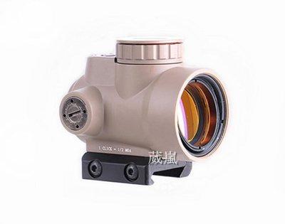 [01] MRO 快拆式 瞄準鏡 沙(LED 紅外線 外紅點 內紅點 激光 快瞄 定標器 狙擊鏡 紅雷射 綠雷射 瞄具