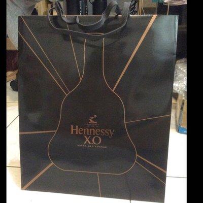 Hennessy X.O軒尼詩紙袋