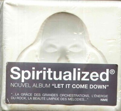 K - Spiritualized - Let It Come Down GOLD - CD 3-D PAC - NEW
