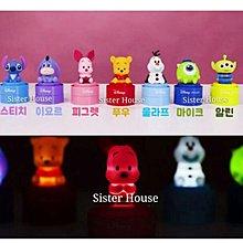Disney Mini Lamp + Figure + Air Freshener 廸士尼人物香薰迷你燈