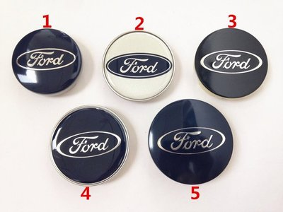 FORD福特 fiesta Mondeo 福克斯Focus 致勝S-MAX 翼博翼虎新銳界麥克斯汽車輪轂中心蓋輪胎蓋 輪