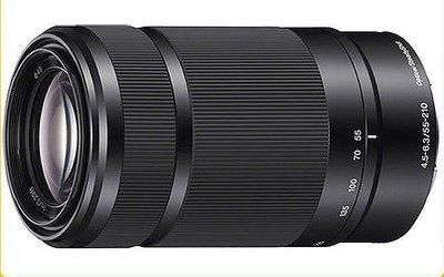 【eWhat億華】Sony E 55-210mm SEL55210 F4.5-6.3 OSS 平輸 nex 黑色 裸裝 拆鏡 適用A6000 A5100【4】