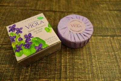 LERBOLARIO香堇花芳香植物皂Accordo Viola Perfumed Soap