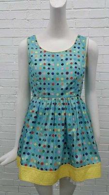 娃娃47M花色洋裝特價980元含運費