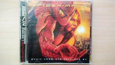 ## 馨香小屋--電影原聲帶 / 蜘蛛人2 演出:陶比·麥奎爾, 克絲汀·鄧斯特, 詹姆斯·法蘭科 (2004年)