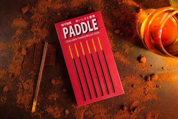 【天天魔法】【S1347A】正宗原廠~(高階款)P to P Paddle 巧克力好棒棒 by 簡子製造