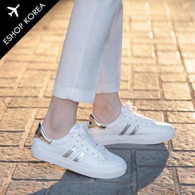 韓國限定【PI660】銀邊透氣孔超級軟舒適休閒鞋  依SHOP
