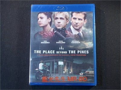 [藍光BD] - 末路車神 The Place Beyond the Pines ( 威望公司貨 )