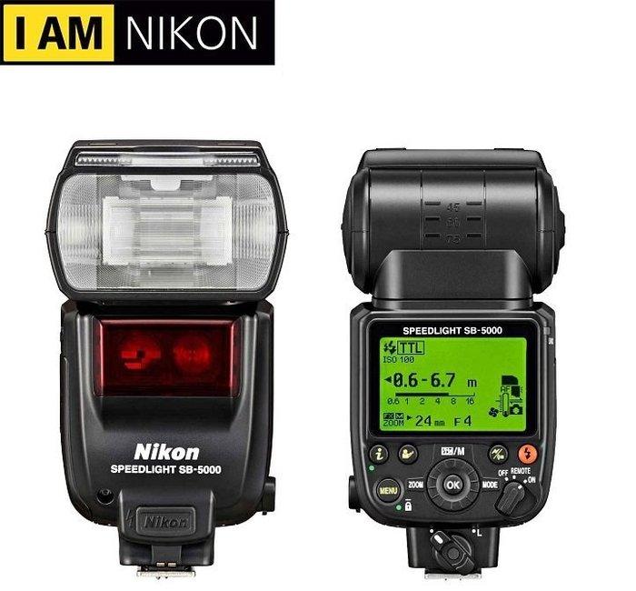 ((名揚數位)) Nikon Speedlight SB5000 SB-5000  公司貨 一年保固