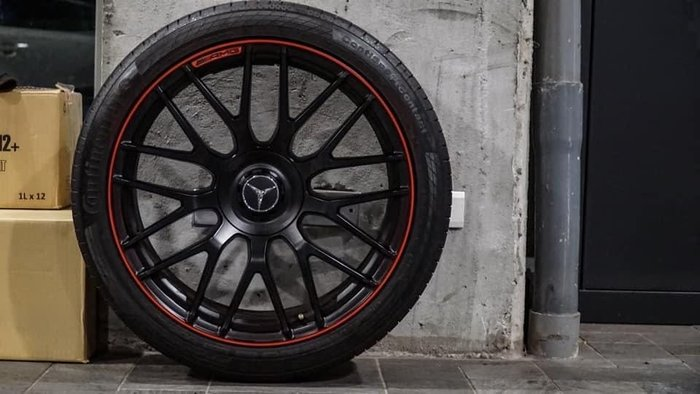 國豐動力 AMG C63S C63 正廠零件 19吋 圈含胎 現貨供應 歡迎洽詢