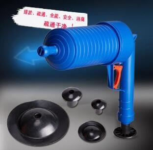 家用一炮通通馬桶廁所堵塞工具DLL15587