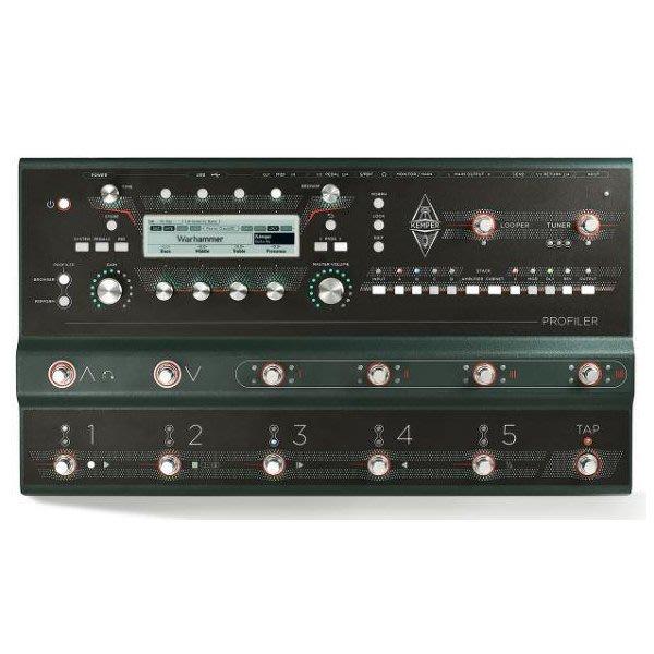 ☆唐尼樂器︵☆ Kemper Profiler Stage 高階 音箱模擬 地板型 電吉他 綜合效果器