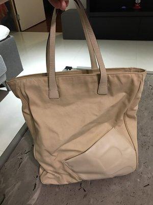 BALLY 手提帆布包 大容量手提包