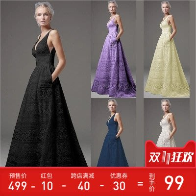Sexy Dress Summer 2021 Women Clothes Party Dresses女連身裙