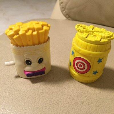 經典麥當勞玩具