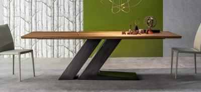 [米蘭諾家具]複刻Bonaldo TL 餐桌 工作桌 天然石材餐桌 台灣製造