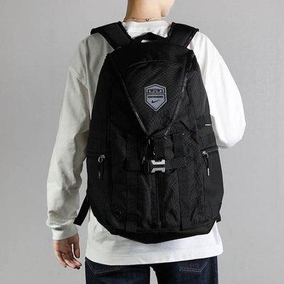 南◇2020 1月 NIKE LEBRON 男女 運動背包 後背包 綠色 BA5987-355 黑色 010 LBJ