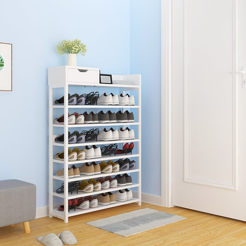 簡易鞋架多功能家用門口經濟型小鞋柜省空間防塵架多層宿舍收納架【優品城】