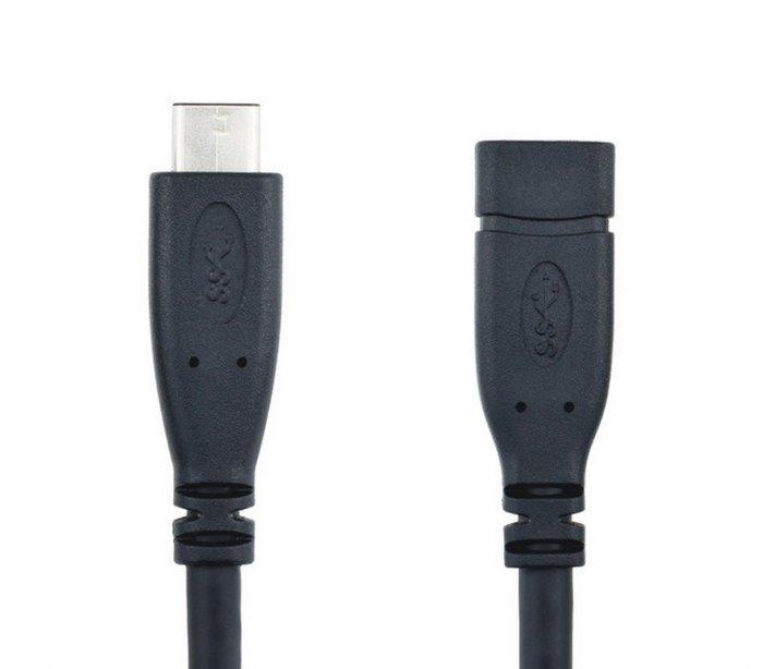 任天堂 Nintendo Switch 延長線 USB 3.1 Type-C 公對母 MacBook可用